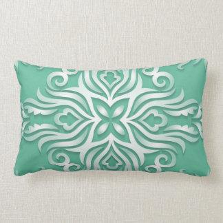 Lumbar Pillow Mint Design Designer Pillow Cushion