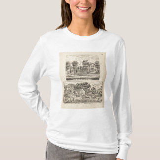 Lumber and Grist Mills in Arlington Vermont T-Shirt