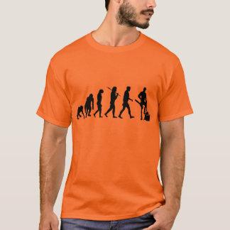 Lumberjack tree feller loggers bunyan mens work T-Shirt