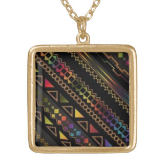 Lumina Tiny Stripe by Peggy Toole necklace & chain