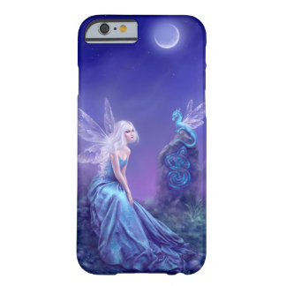 Luminescent Fairy & Dragon Art iPhone 6 Case