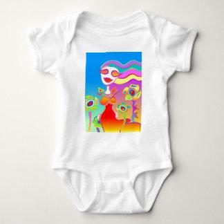 Luminous Beauty Baby Bodysuit