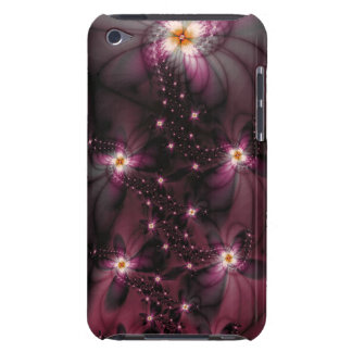 Luminous Flowers Barely There iPod Covers