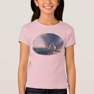 Luminous Sun Rays: Awareness reminder T-Shirt