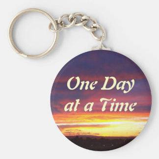 Luminous Sunset ODAT Key Ring