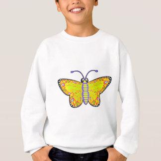 Luminous Yellow Butterfly Shirt