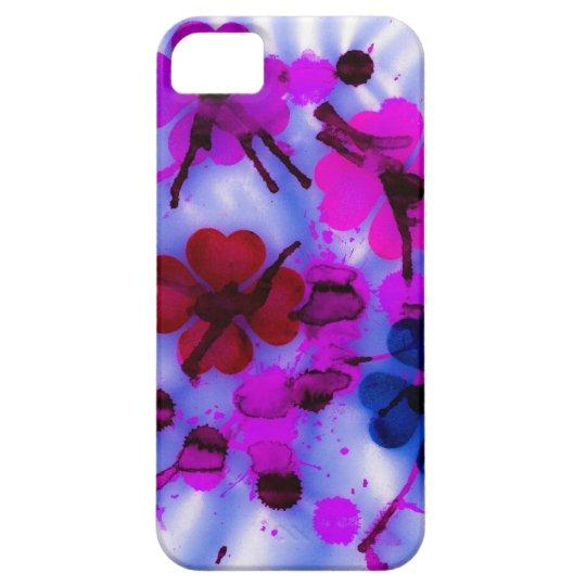 Lumo Flowers iPhone 5 Cover