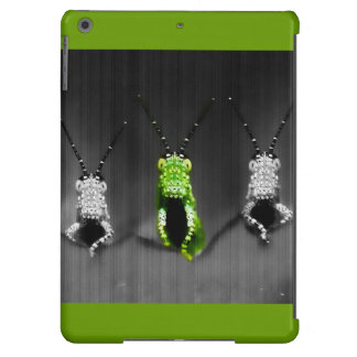 Lumpy Green Bug Cover For iPad Air