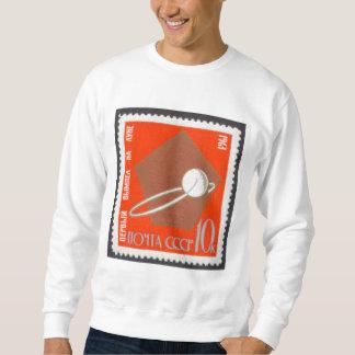 Luna 1 Moon Probe Launched 1959 Sweatshirt