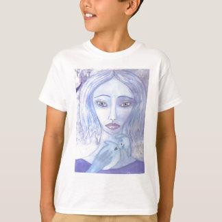 luna blue 001.jpg T-Shirt