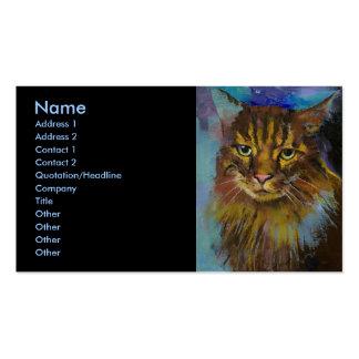 Luna Business Card Template