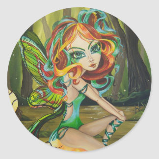Luna Fairy Stickers