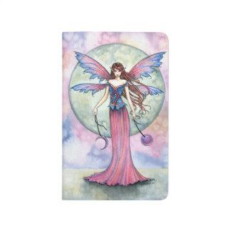 Luna Jewel Fairy Fantasy Art Journals
