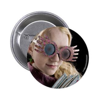 Luna Lovegood 2 6 Cm Round Badge