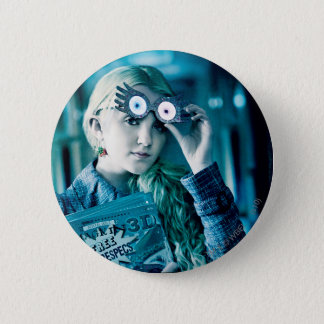 Luna Lovegood 6 Cm Round Badge