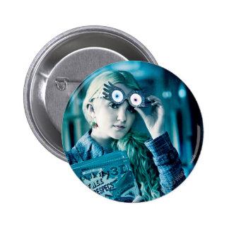 Luna Lovegood Pinback Button