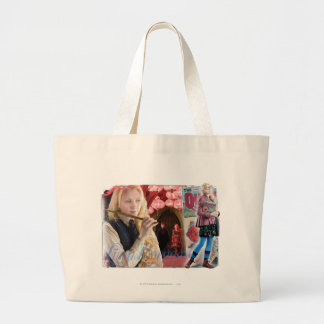Luna Lovegood Montage Canvas Bags