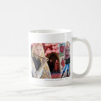 Luna Lovegood Montage Basic White Mug