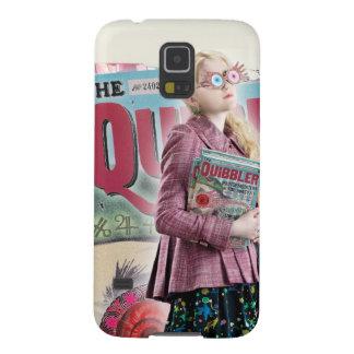 Luna Lovegood Montage Galaxy S5 Cover