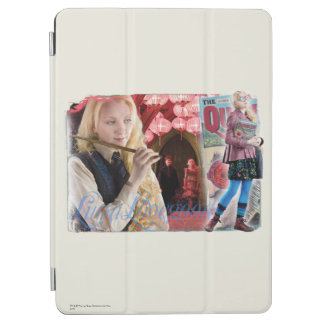 Luna Lovegood Montage iPad Air Cover