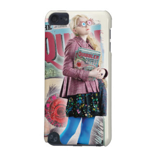 Luna Lovegood Montage iPod Touch (5th Generation) Covers