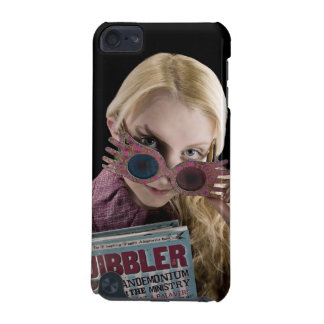 Luna Lovegood Peeks Over Glasses iPod Touch 5G Covers