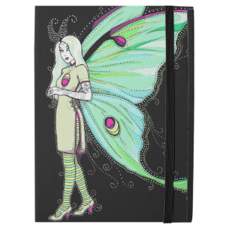Luna moth fairy iPad Case