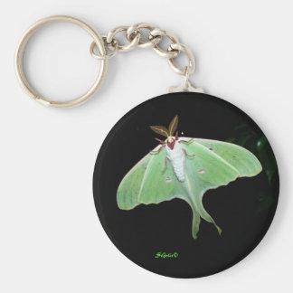 Luna Moth Keychain Keychains