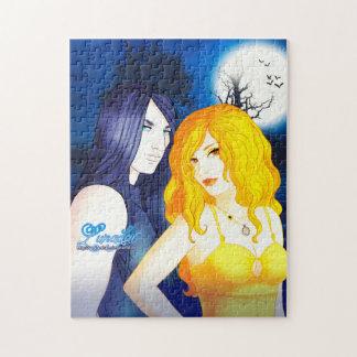 Lunadar: Selina & Damien Jigsaw Puzzle