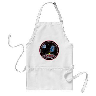 Lunar Atmosphere Dust Environment Explorer LADEE Apron