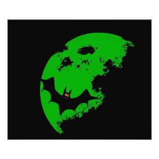 Lunar Bat Photo Print