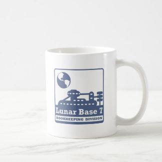 Lunar Bookkeeping Division Basic White Mug