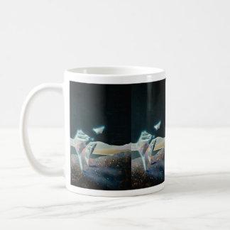 Lunar crystals mug