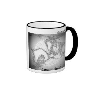 Lunar dust mug