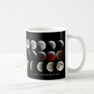 """Lunar eclipse and March 2007"" Mug"