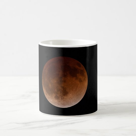 Lunar Eclipse Colour Changing Mug