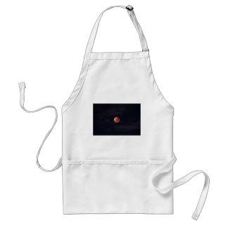 Lunar Eclipse Standard Apron