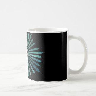 Lunar Flower Coffee Mug