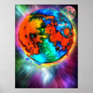 Lunar Genesis Poster