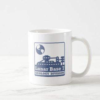 Lunar Geology Division Coffee Mug