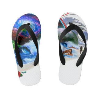 Lunar Hawaii flops Kid's Flip Flops