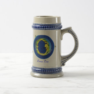 Lunar Love Coffee Mugs