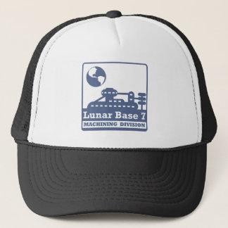 Lunar Machining Division Cap