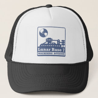 Lunar Machining Division Trucker Hat