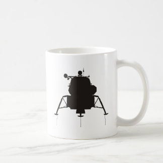 Lunar Module Basic White Mug