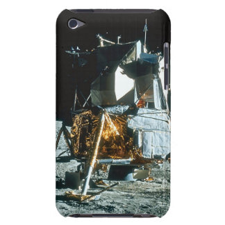 Lunar Module on the Moon Barely There iPod Cases