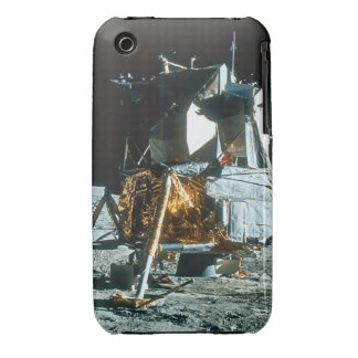Lunar Module on the Moon iPhone 3 Cover