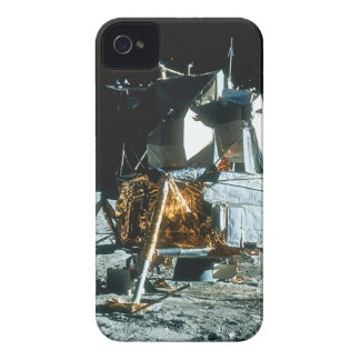 Lunar Module on the Moon iPhone 4 Case-Mate Case