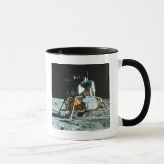 Lunar Module on the Moon Mug