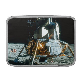 Lunar Module on the Moon Sleeves For MacBook Air